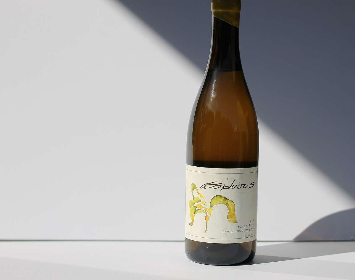 Winemaker Keegan Mayo of Assiduous Wines makes wines from vineyards throughout the Santa Cruz Mountains growing region.