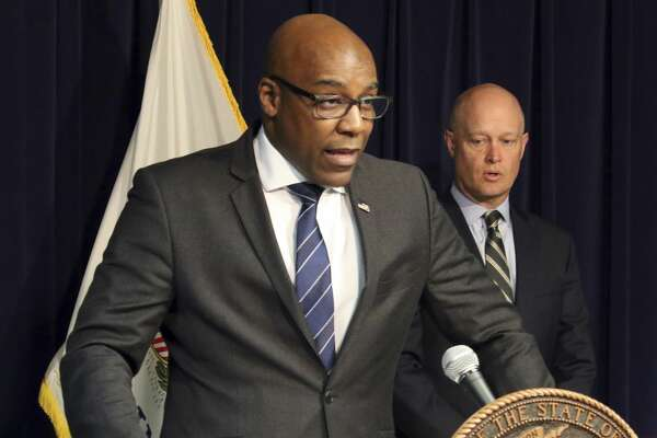 Attorney General Kwame Raoul's office received 4,879 COVID-19-related complaints, ranging from price gouging to housing complaints to fraud.