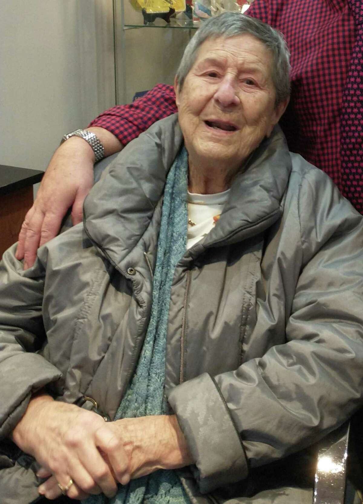 Shelton Police have issued a Silver Alert for 91-year-old Luise Lichtenberg.