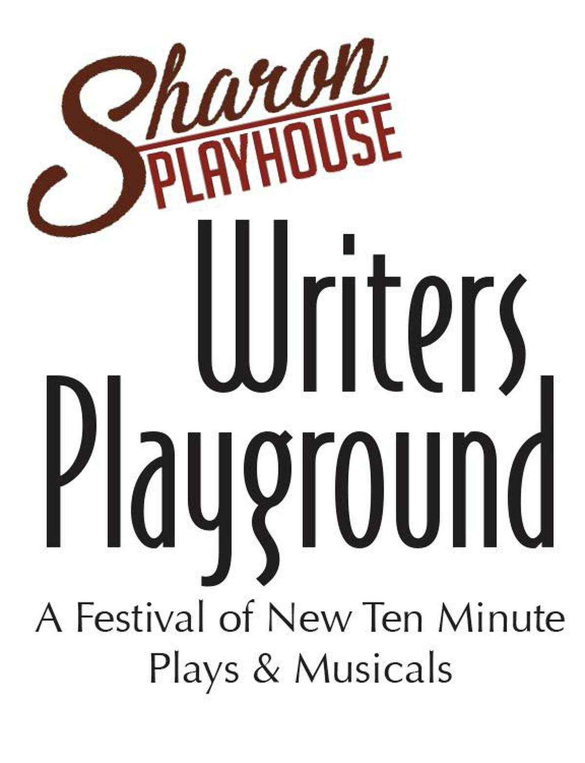 """The historic Sharon Playhouse has launched a festival of new ten minute plays and musicals: """"Sharon Playhouse Writers Playground."""""""