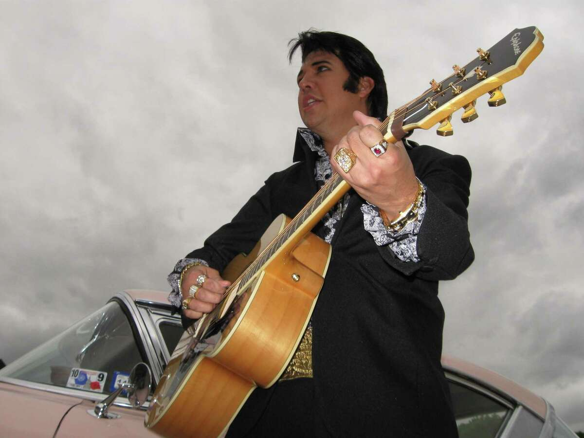 Houston performing artist Vince King - who frequently performs as Elvis Presley, Frank Sinatra and Dean Martin - will pay tribute to Dean Martin and Frank Sinatra on March 7 at Main Street Crossing in Tomball.