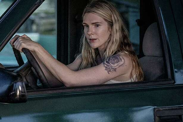 "Lily Rabe stars in Amazon's new series ""Tell Me Your Secrets."""