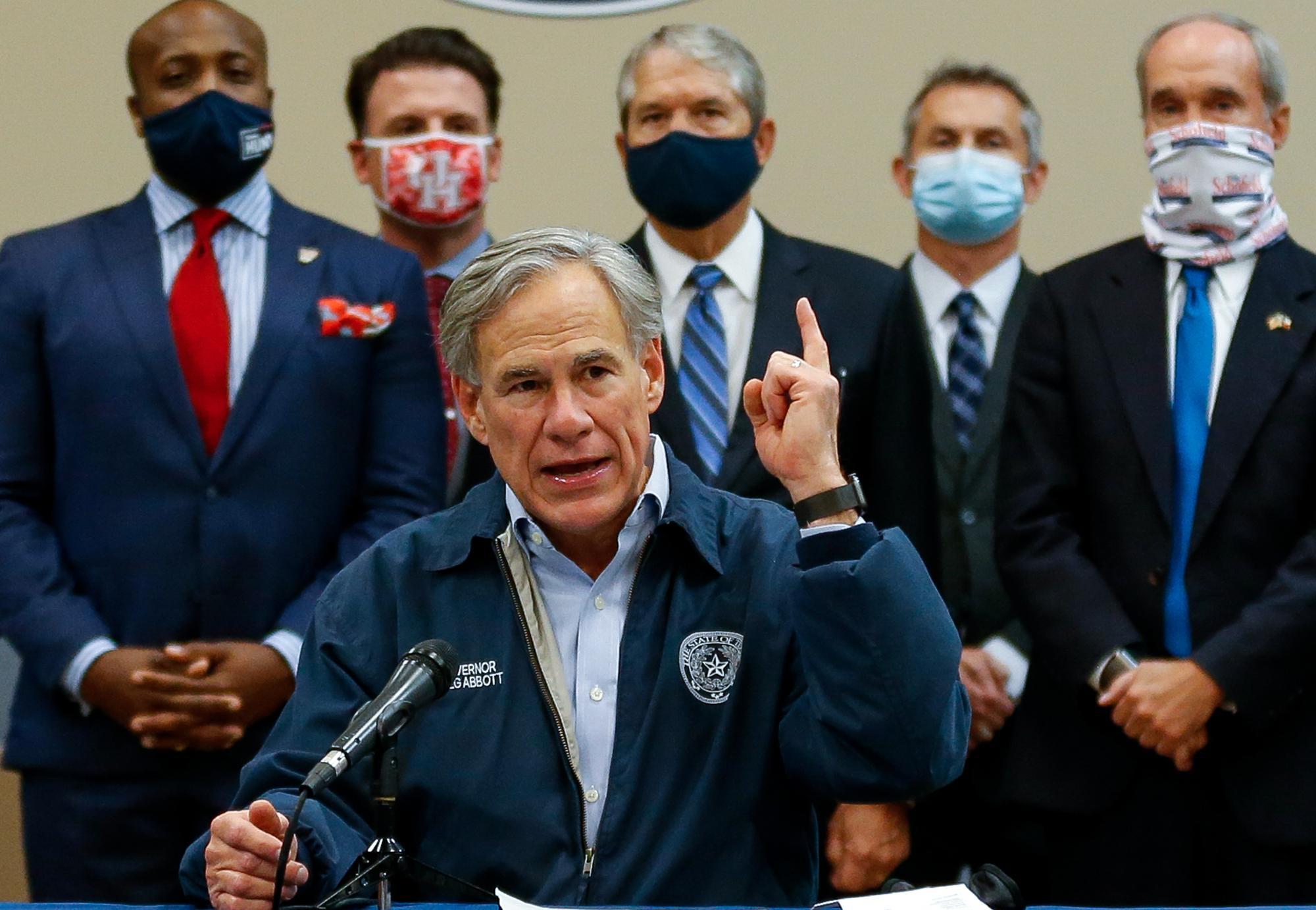 Abbott's COVID rollbacks were 'like PTSD' for Houston doctors, health experts