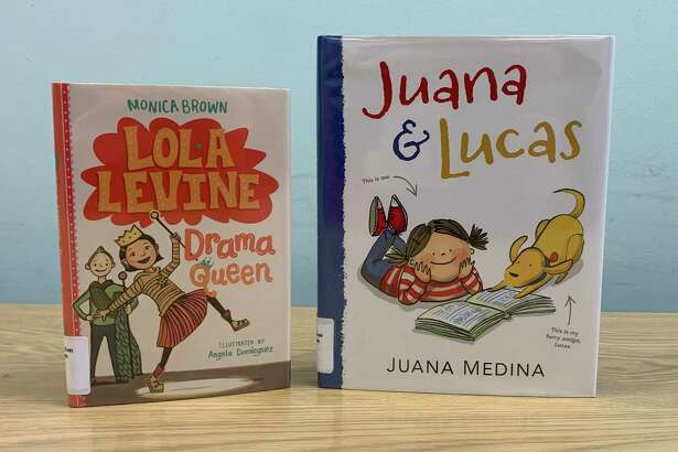 """Juana and Lucas"" by Juana Medina is set in Columbia. Juana doesn't want to learn English. She just wants to play with her dog -- until a surprise comes up that makes her want to learn. (Courtesy photo)"