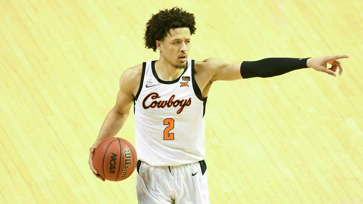 Detroit is expected to take Oklahoma State guard Cade Cunningham with the first pick in the NBA draft, which begins at 5 p.m. Thursday (Channel 7, Channel 10, ESPN, NBA TV/1050).