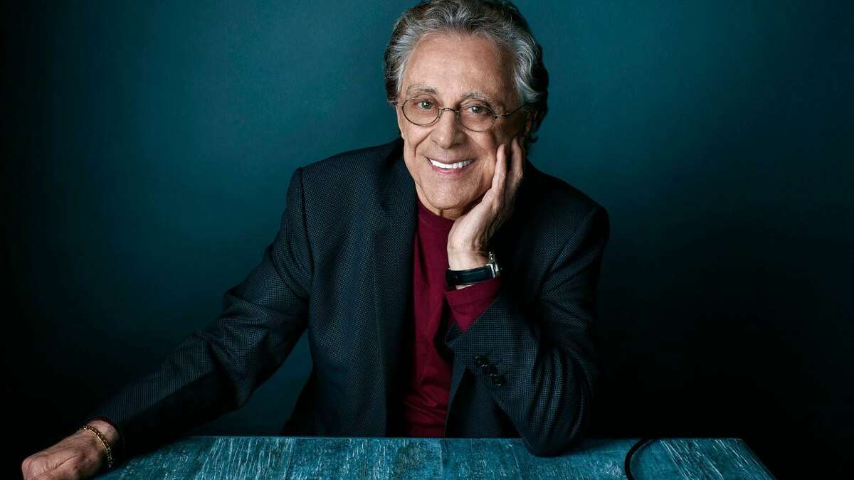 Frankie Valli & the Four Seasons are scheduled to perform Aug. 6 at the Mohegan Sun Arena in Uncasville.
