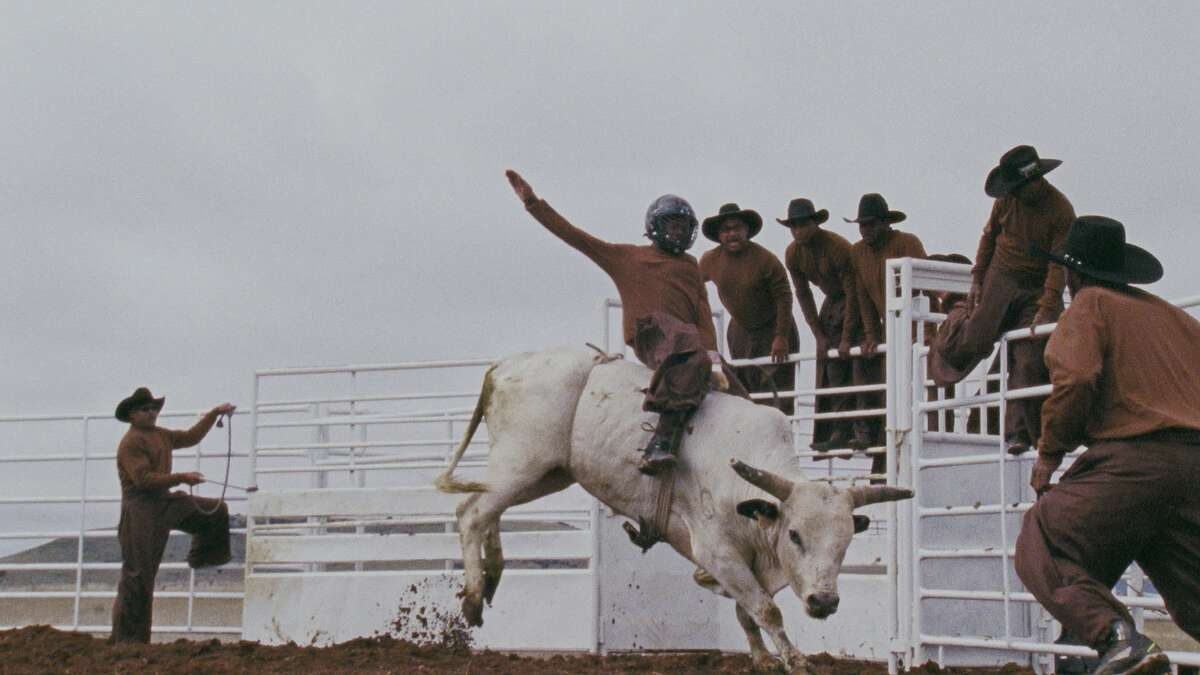 """Black cowboys in the""""When I Get Home,"""" exclusive directors cut."""