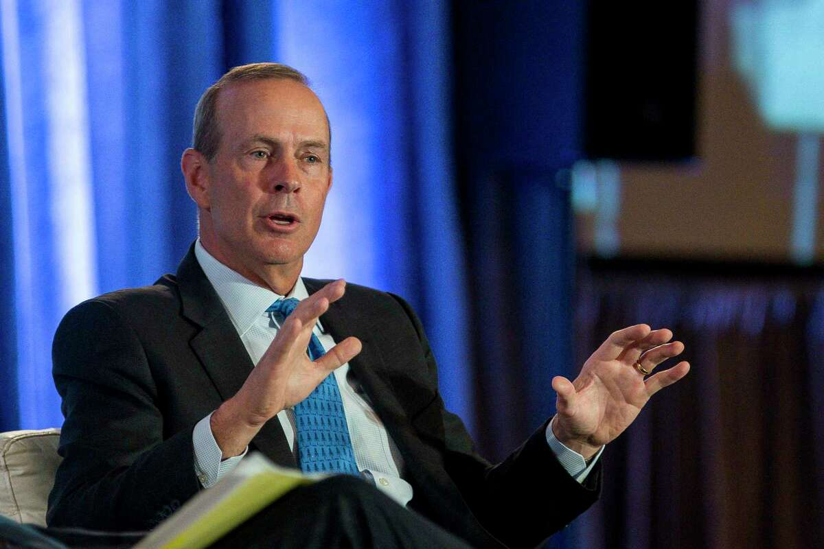 """""""We're bullish on natural gas. Clearly, liquified natural gas has a very important role in the lower carbon economy that we're all working toward,"""" Chevron CEO Mike Wirth told virtual CERAWeek attendees in an online session Tuesday."""