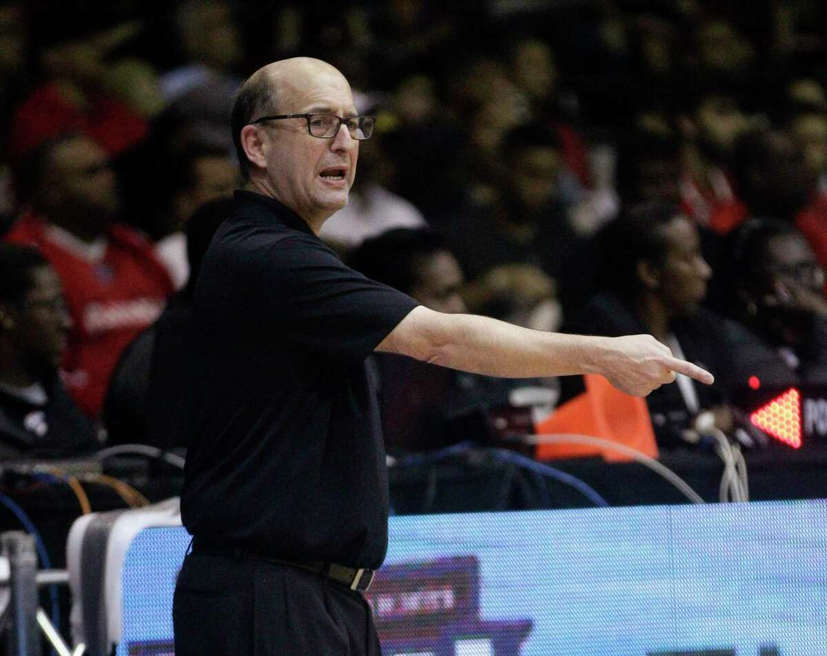 Former Rockets coach Jeff Van Gundy, who has worked with the U.S. national team in recent years, will be on the sideline as a broadcaster for ESPN when James Harden returns on Wednesday.