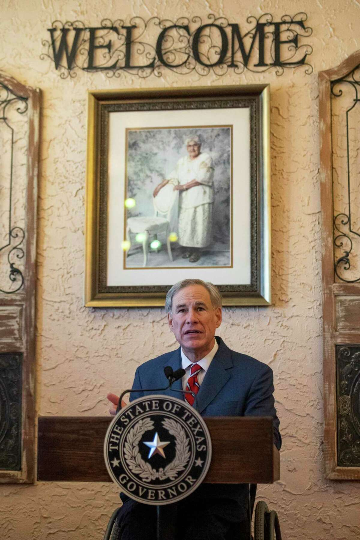 Gov. Greg Abbott says the state restrictions to limit the spread of the coronavirus are no longer needed. Many disagree.