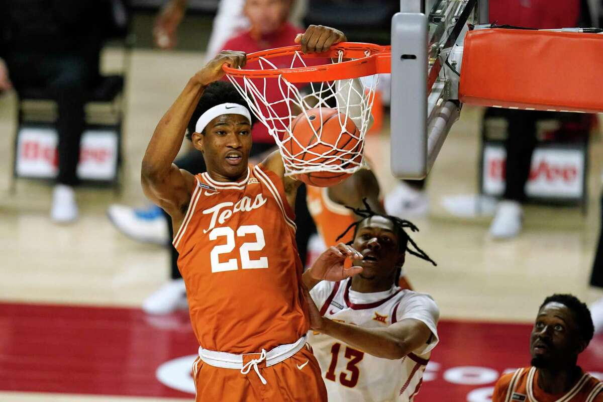 The athletic ability of UT's Kai Jones might be too much for the Spurs to pass on if he's there at No. 12.