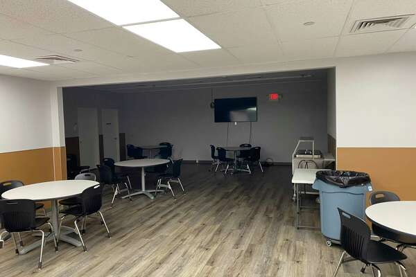 A dining room renovation project at Good Samaritan Rescue Mission of Bay City is expected to have an uplifting effect on its guests - men, women and children - for years to come. (Photo Provided)