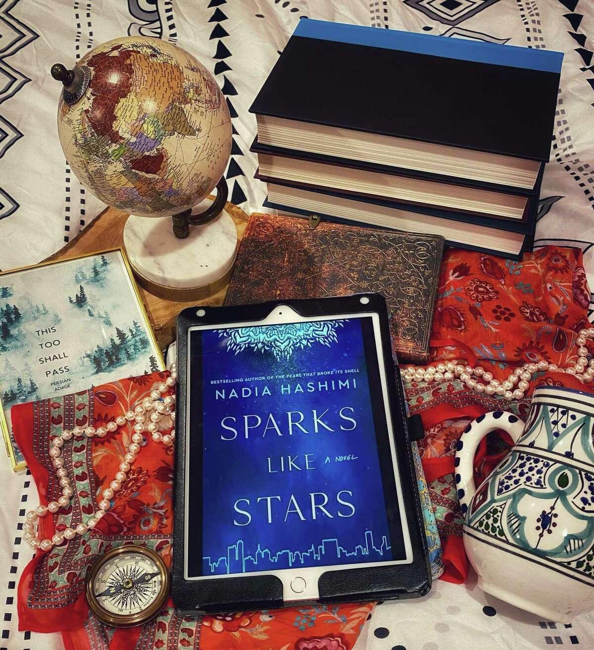 """Sparks Like Stars"" is Nadia Hashimi's latest novel."