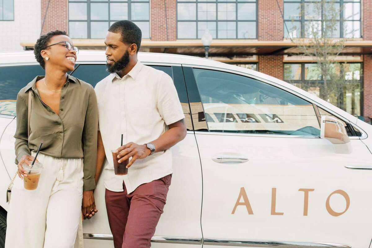 Dallas-born rideshare company Alto recently launched in Houston.