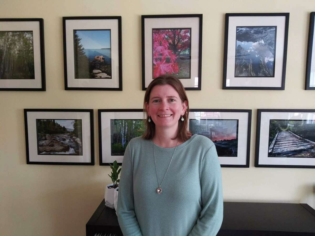 Lisa Shaia became the new director of the Licia & Mason Beekley Community Library in New Hartford in January. She previously served as the children's librarian at the Oliver Wolcott Library in Litchfield, a post she held for 10 years.