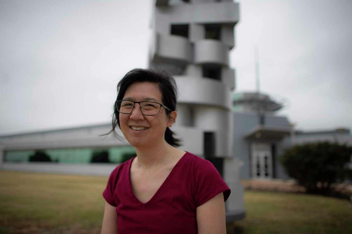 Dr. Junda Woo, medical director, City of San Antonio. May 13, 2020.