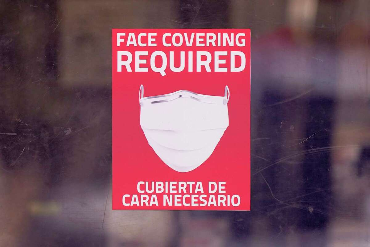 Some restaurants in Houston will still require guests to wear masks when not eating or drinking.