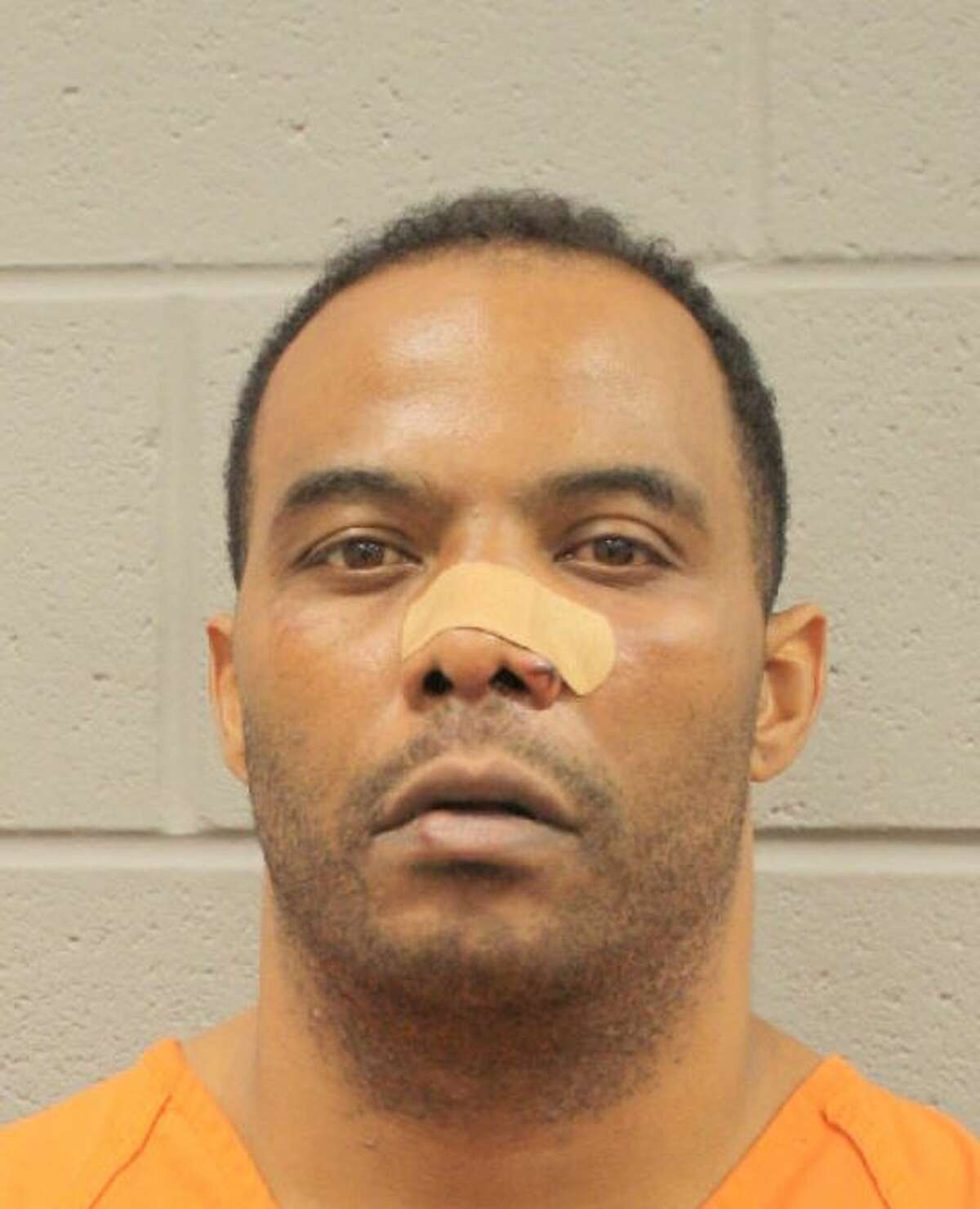 Derrick Hayes is accused of shooting his grandmother and little brother to death, according to police.