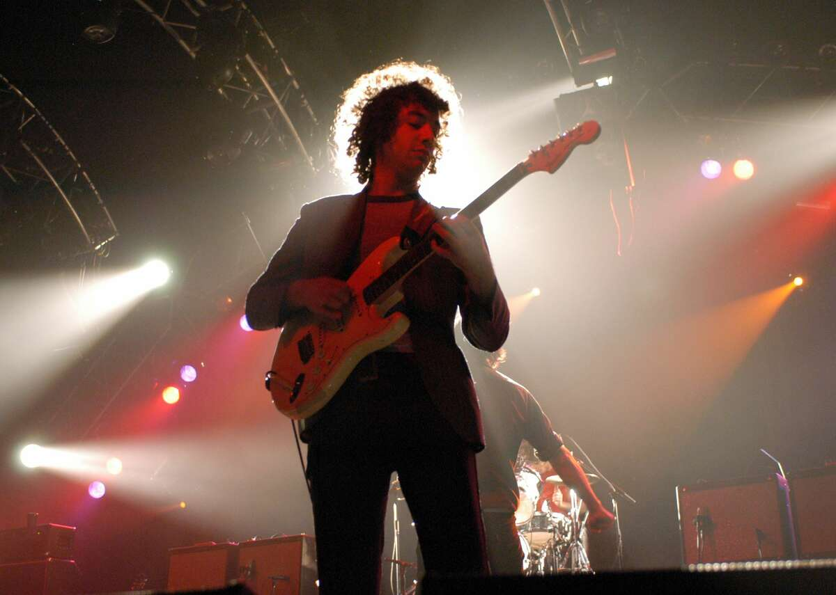 Albert Hammond Jr., guitarist for The Strokes, is amplifying the needs of the San Antonio Food Bank, amid the pandemic and after the winter storm, by auctioning a Fender.