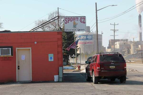 Beeter's Brewpub in Sebewaing is located inside the former Sport-EZ. (Robert Creenan/Huron Daily Tribune)