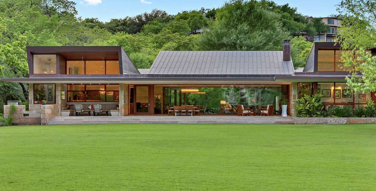 The Willow Beach property on the shores of Lake Austin.