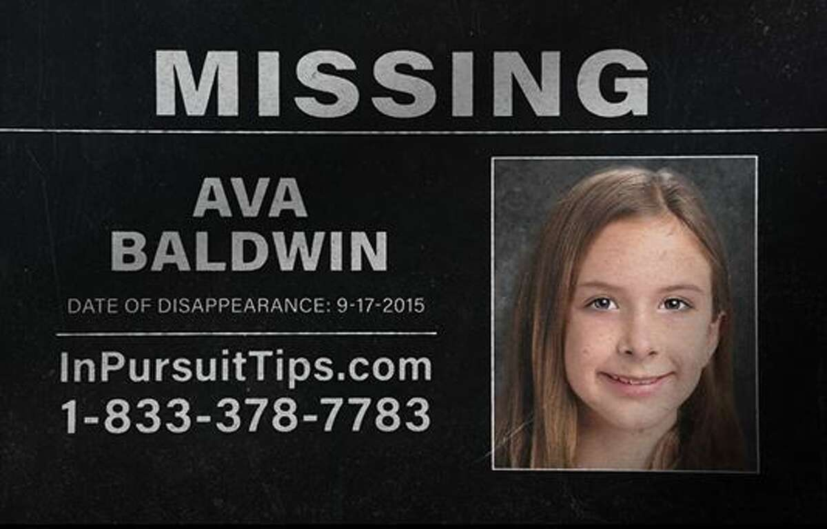 The National Center for Missing and Exploited Children created an age progression photo showing what missing child Ava Baldwin may look like today. Baldwin went missing in 2015 when she was 5-years-old.