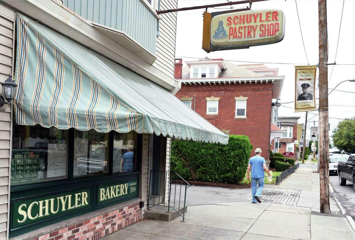 Schuyler Bakery in the Port Schuyler section of Watervliet.