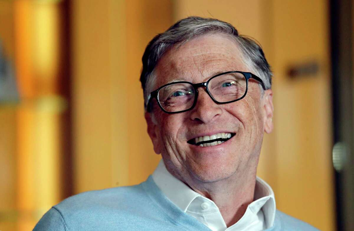 """Bill Gates' new book is """"How to Avoid Climate Disaster: The Solutions We Have and the Breakthroughs We Need""""."""