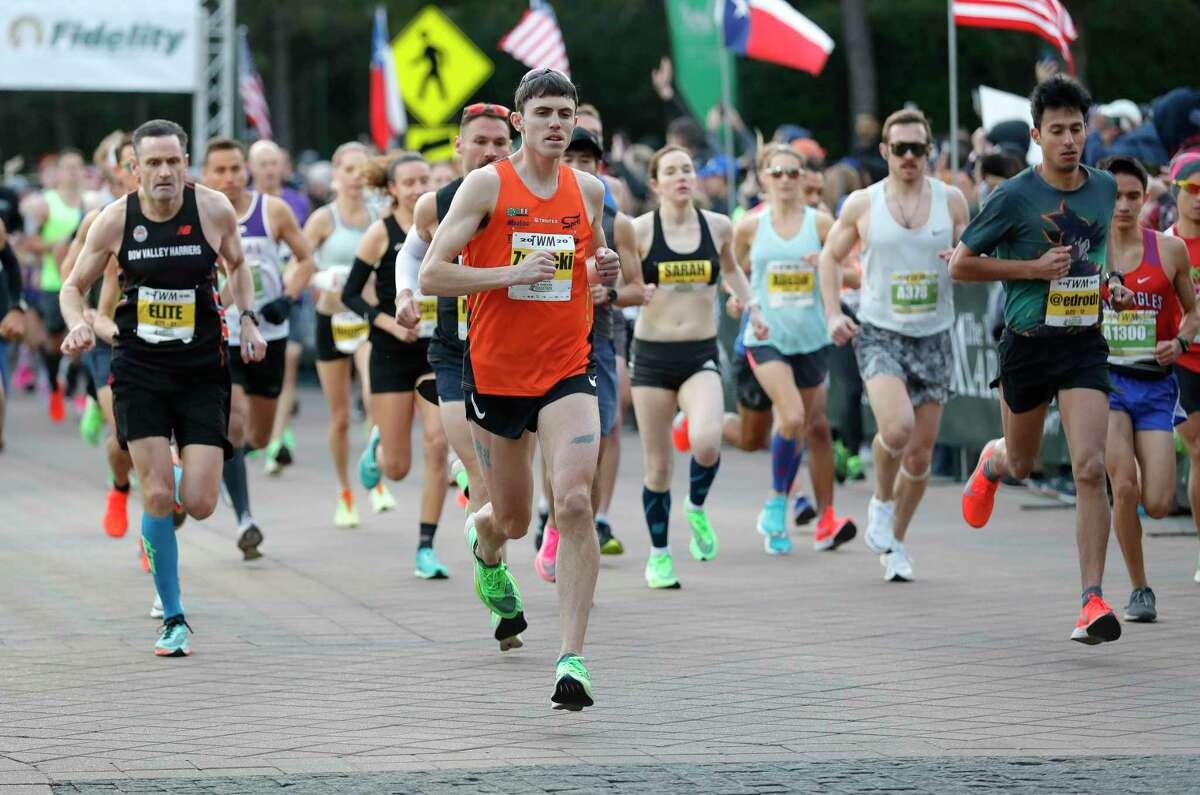 The Woodlands Marathon.