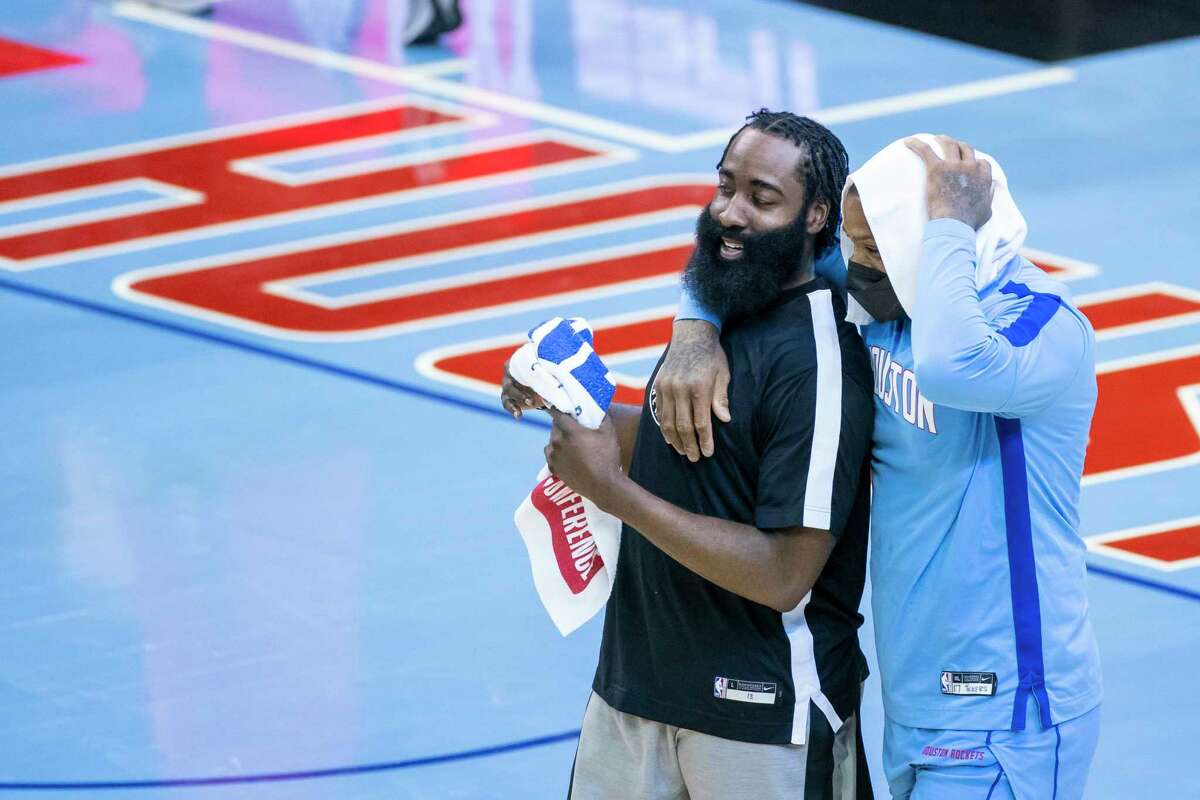 The Rockets will face James Harden for the second time since his January trade to Brooklyn.