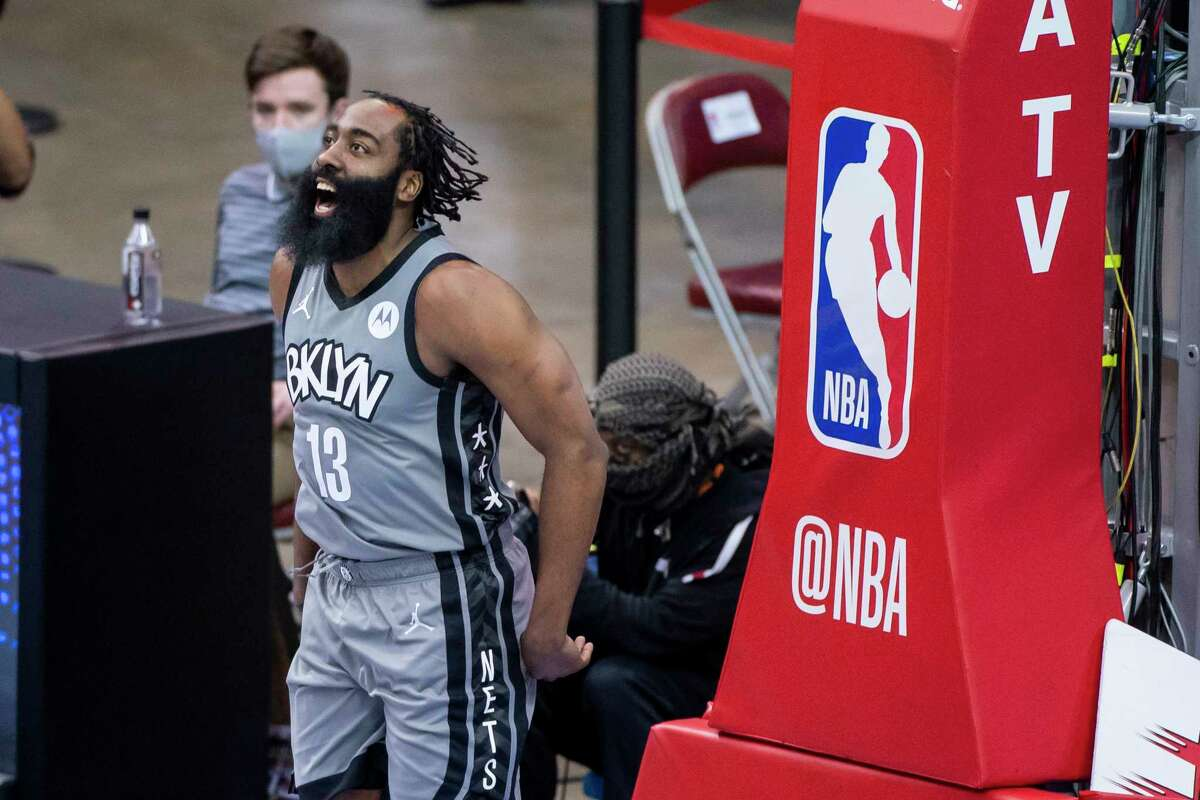 James Harden and the Nets will be back in Houston on Dec. 8.