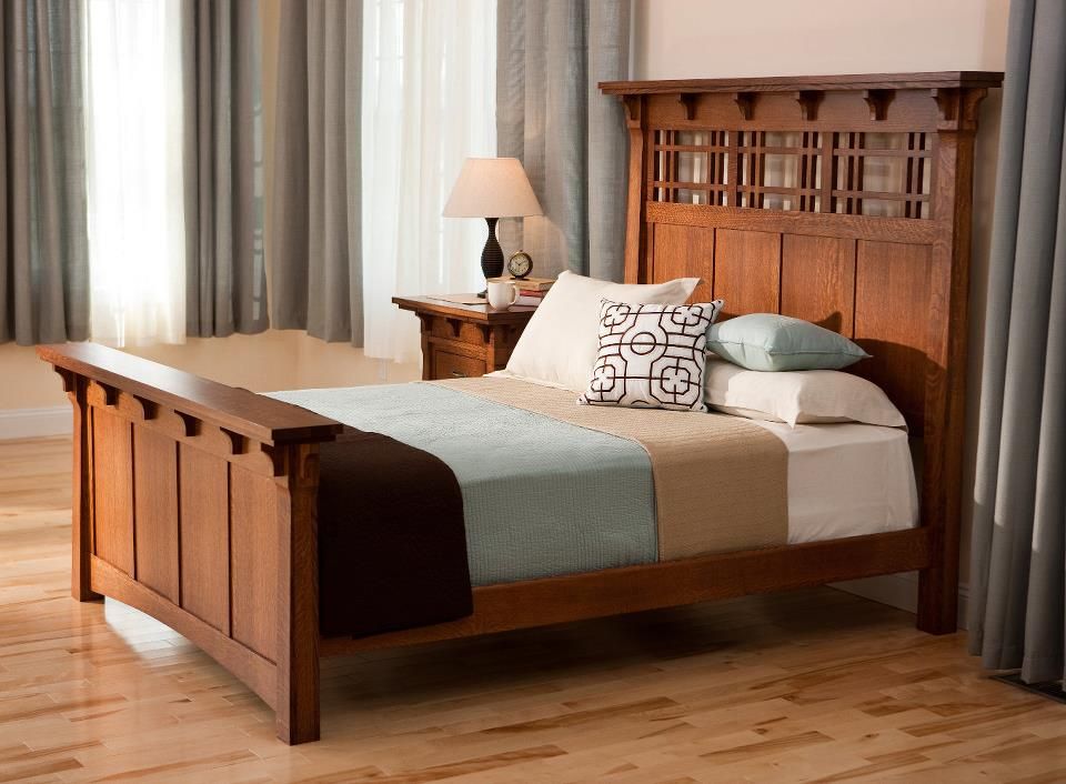 The MaRyan Bedroom Collection made by Amish Home Furnishings in Spring, TX.