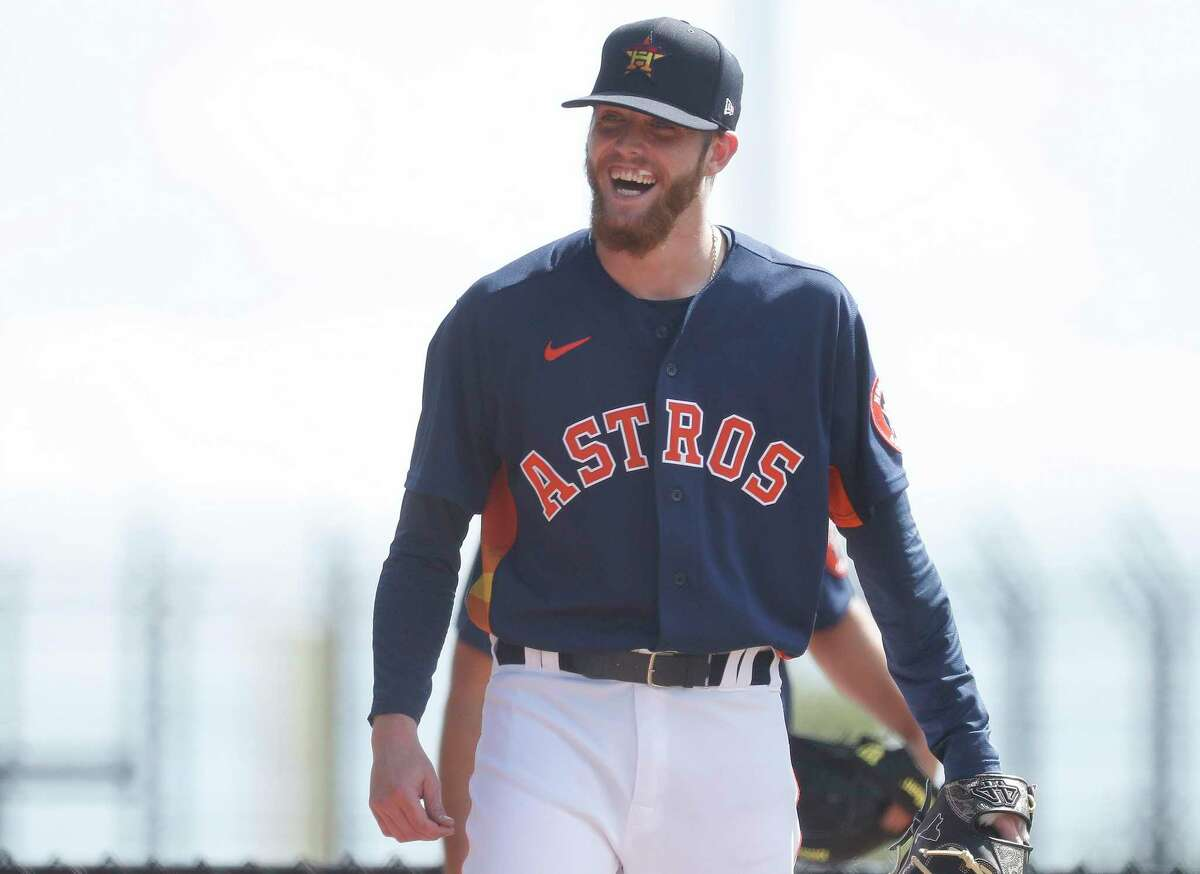 """Astros pitcher Shawn Dubin called his first invitation to major league spring training """"surreal."""""""