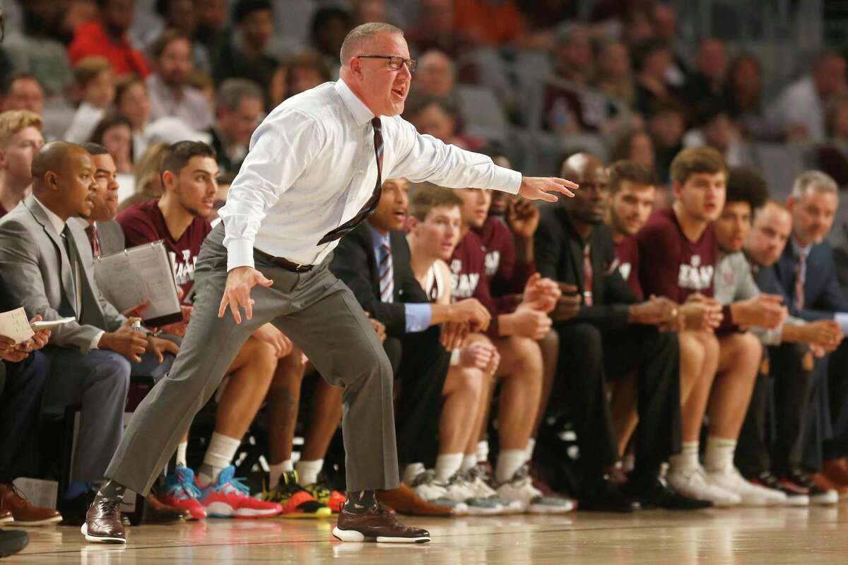 """Texas A&M coach Buzz Williams was glad the Aggies finally got to play a game for the first time in 32 days, though they loss to Mississippi State after blowing a double-digit lead. """"I thought our guys gave literally everything they had in their tank,"""" Williams said."""