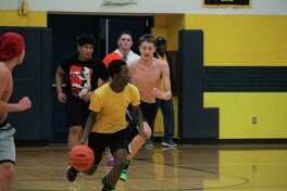 Baldwin Panthers have been focusing on Thursday's Mesick game in recent practices. (Star file photo)