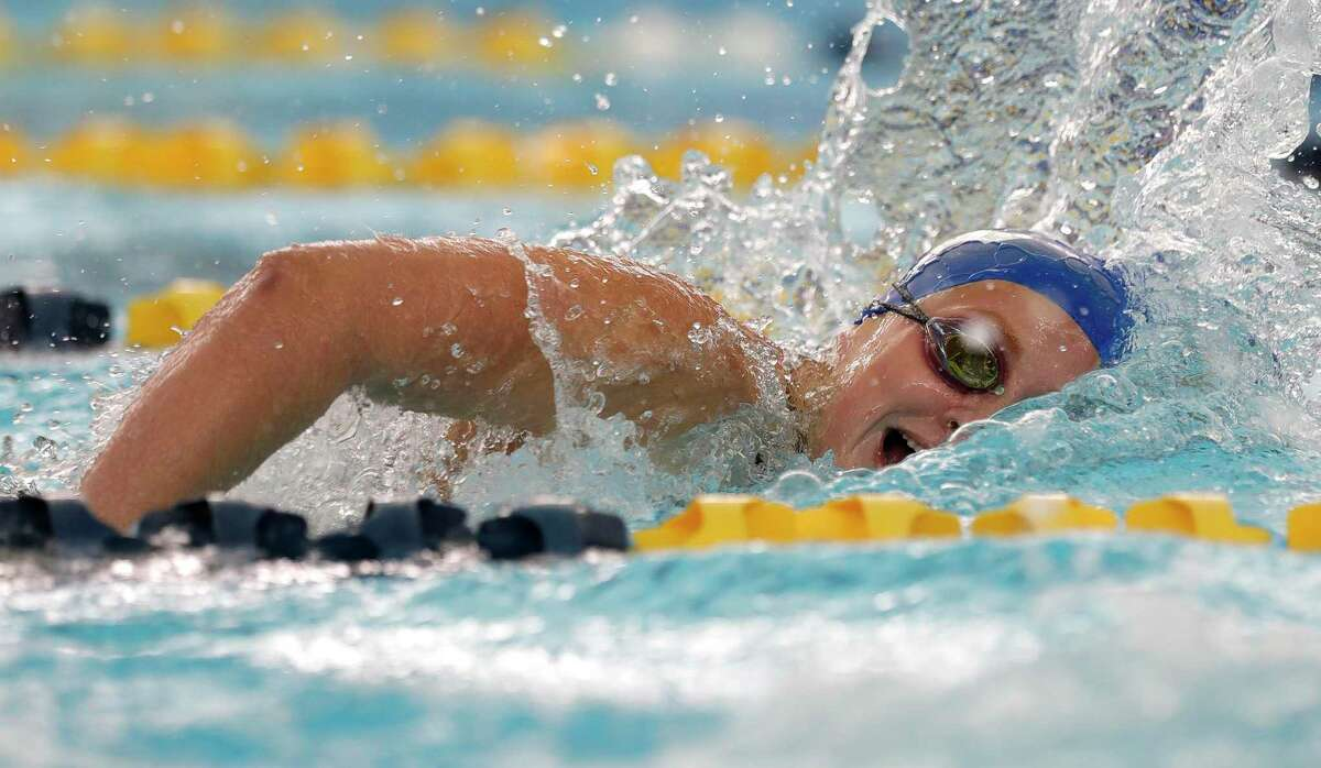 Cypress Creek High School junior Hayden Miller placed first in the 800-meter freestyle race in wave one of the U.S. Olympic Swimming Trials, June 4-7, at CHI Health Center Omaha in Omaha, Nebraska.