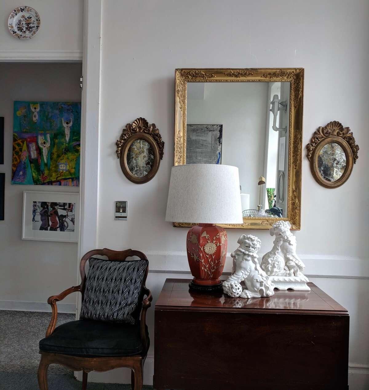 The Martinez Gallery salon