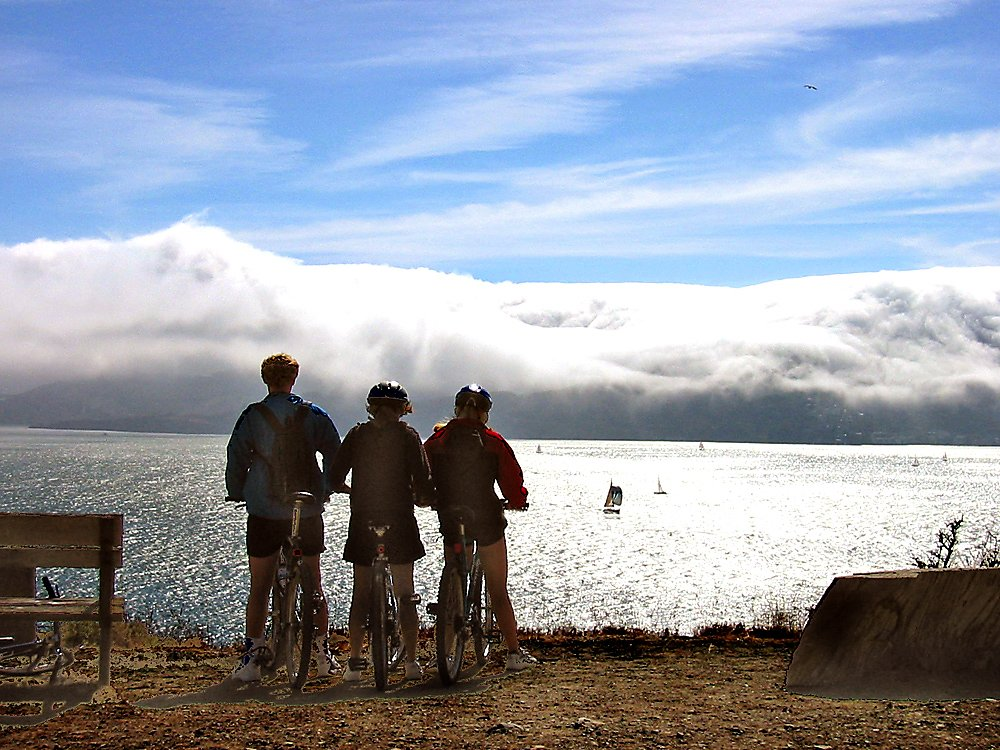 Angel Island is open. Here are 5 wonders from the underrated state park