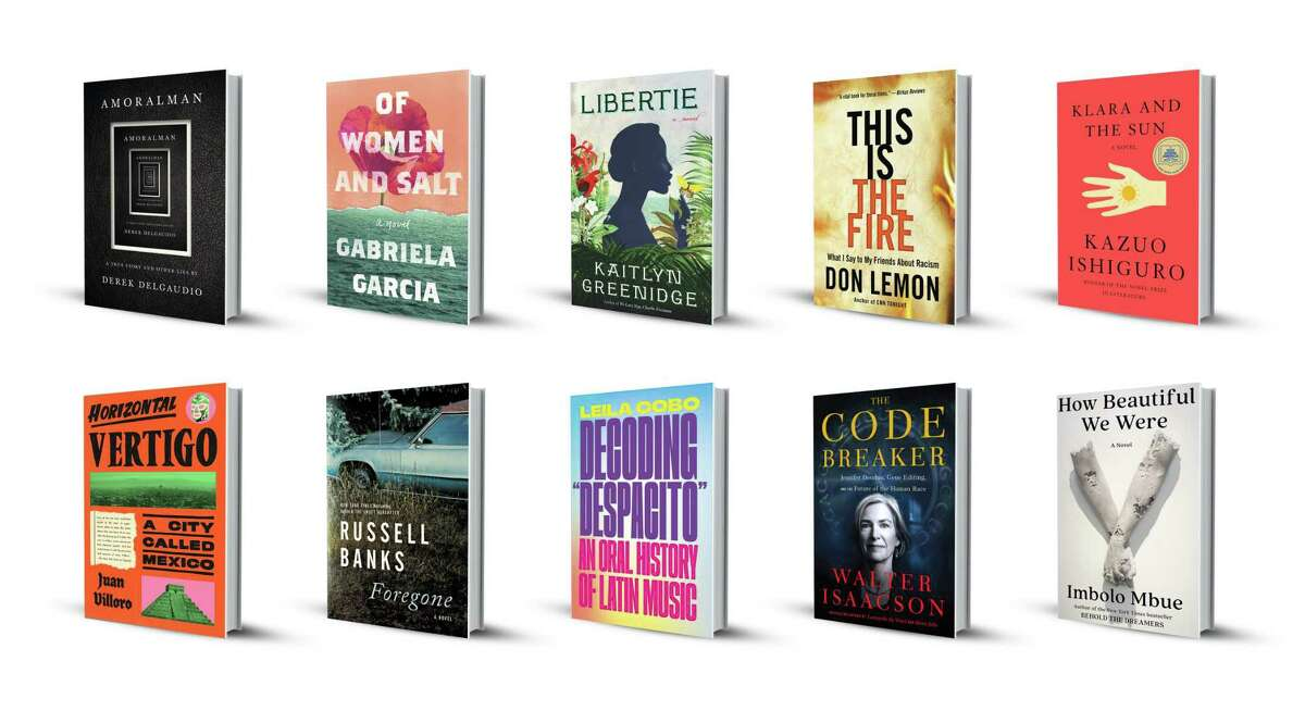 Fiction and nonfiction book picks for March