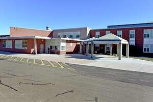 Branford High School, March 2021.