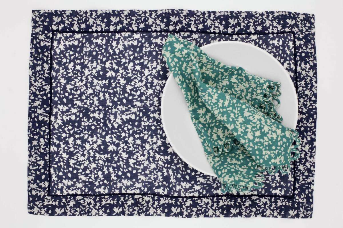 Houston brand Mirth now offers napkins and placemats.