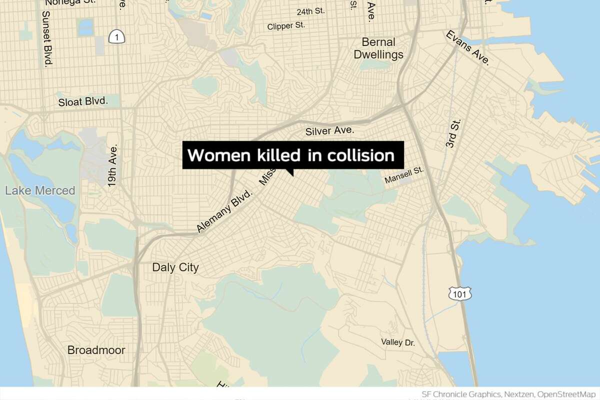 79-year-old woman killed by vehicle while crossing S.F. street