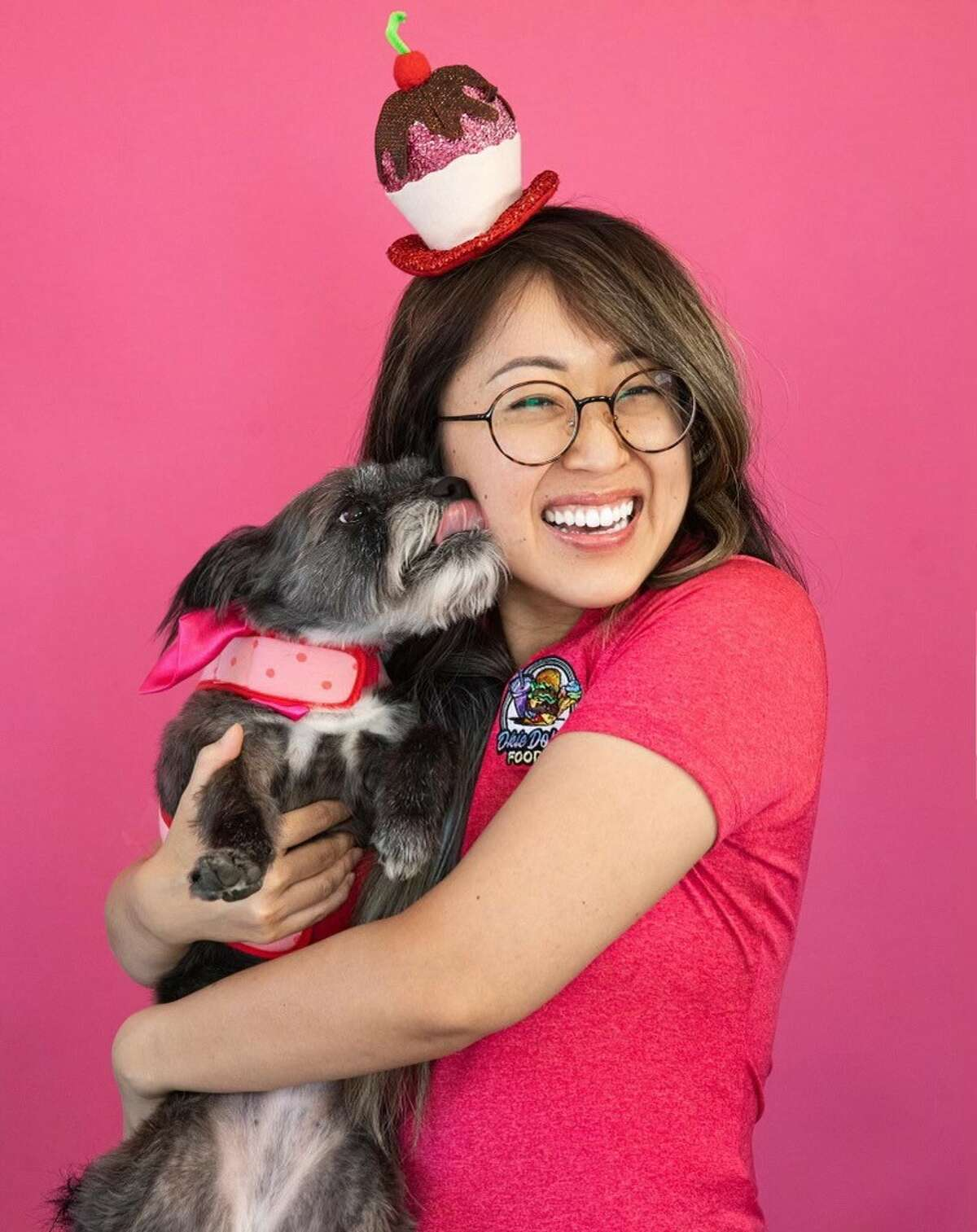 In a few weeks, she's become seen as a sort of savior for San Antonio businesses. Bui started with a simple call-out, asking for local nominations of people who needed her spotlight. She started with a list, lending a hand to Comfort Cafe first.