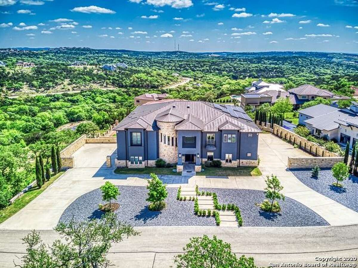 20010 Terra Canyon, San Antonio, TX 78255 $1,596,000 11 baths 8 bedrooms This home was built at the highest point in Terra Mont, according to the listing and was built on a basement.