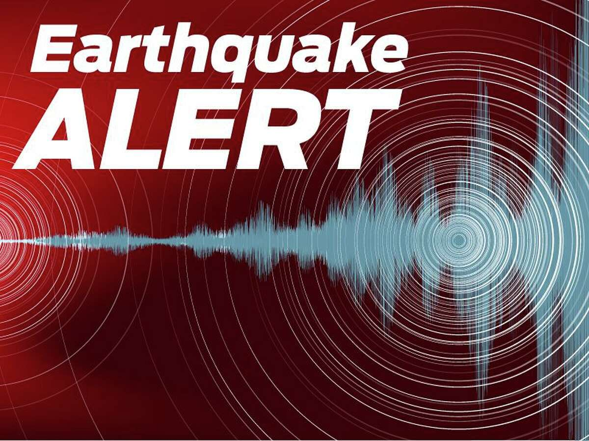 An earthquake struck the Bay Area, according to the U.S. Geological Survey.