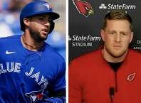 Seeing George Springer in a Blue Jays uniform and J.J. Watt in Cardinals red made for a rough week in Houston.