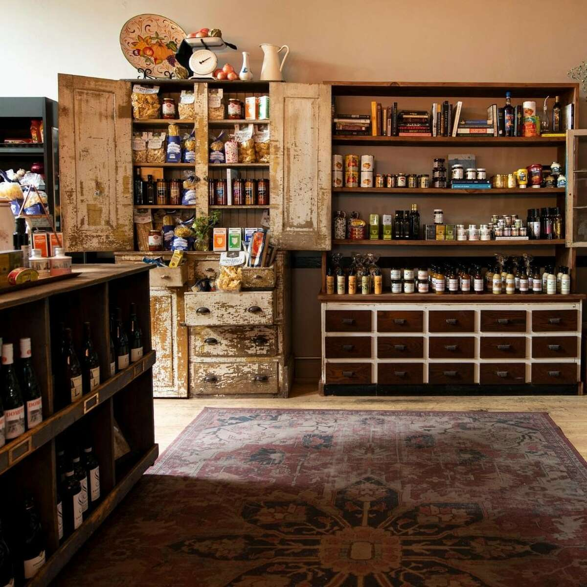 Along with offering its full restaurant menu, The Amsterdam in Rhinebeck also pivoted to offering grocery items and ready-to-heat foods. The investment in the necessary refrigeration equipment and shelving has paid off.