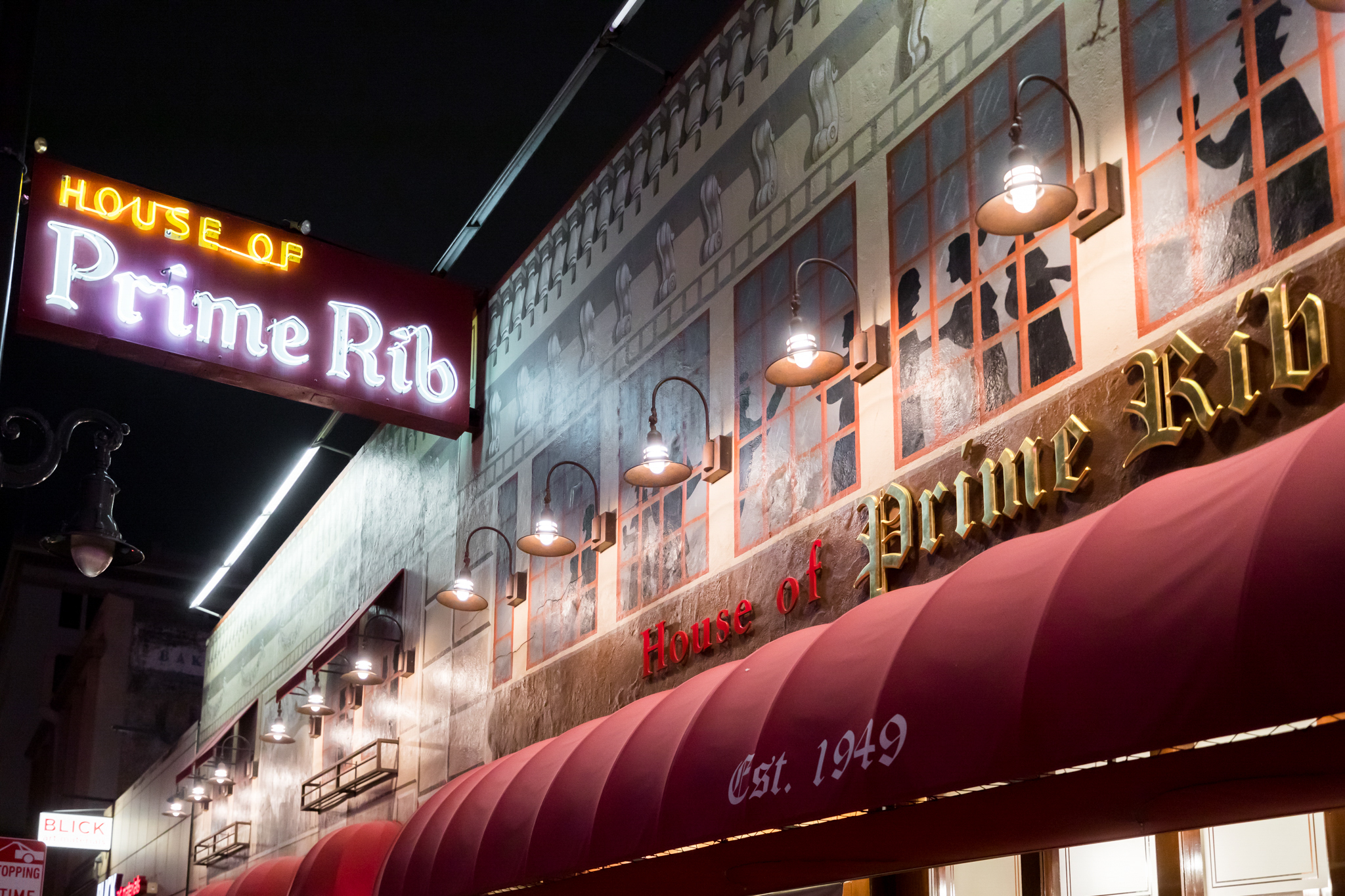 House of Prime Rib inspected by SF health department after complaints of foodborne illness