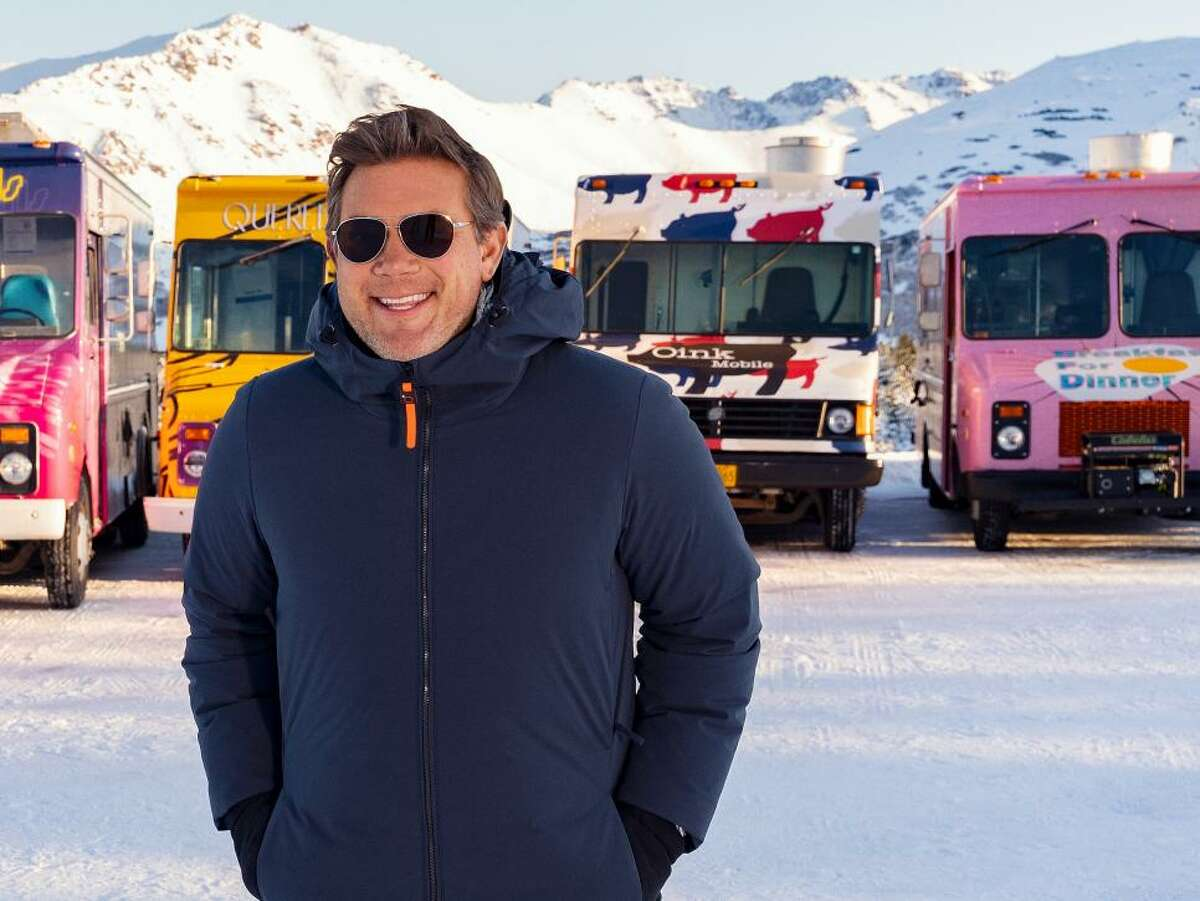 Celebrity chef Tyler Florence is the host of Food Network's