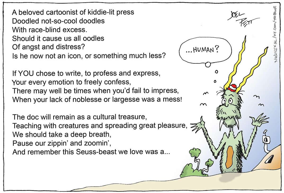 Joel Pett cartoon